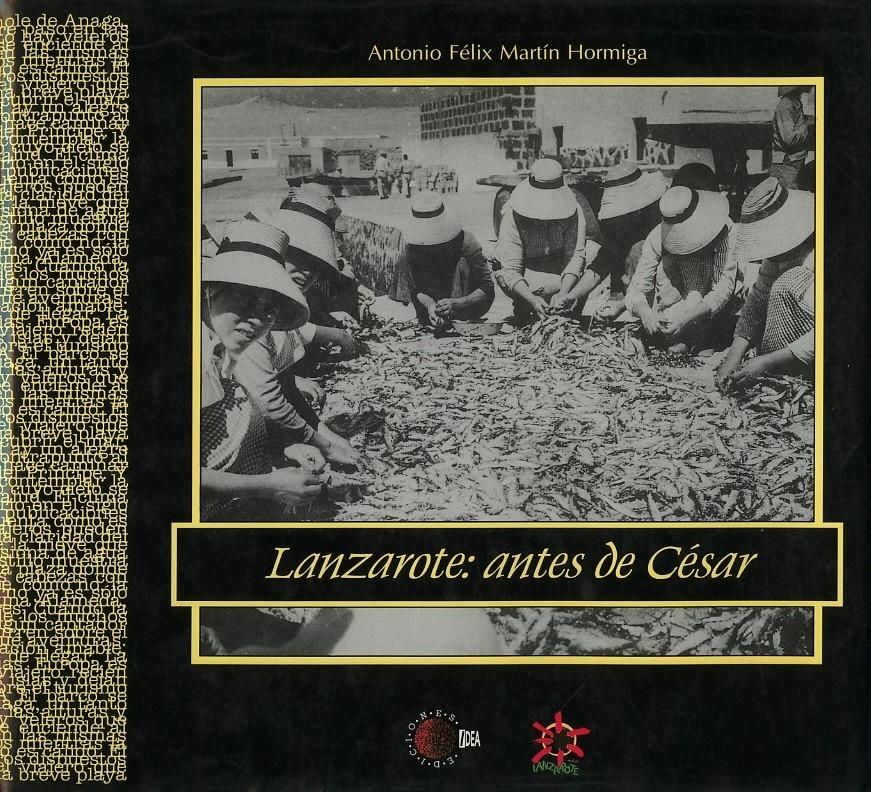 Lanzarote: antes de César