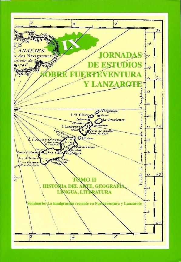 La distribución de la población en la isla de Lanzarote (1920-1996)