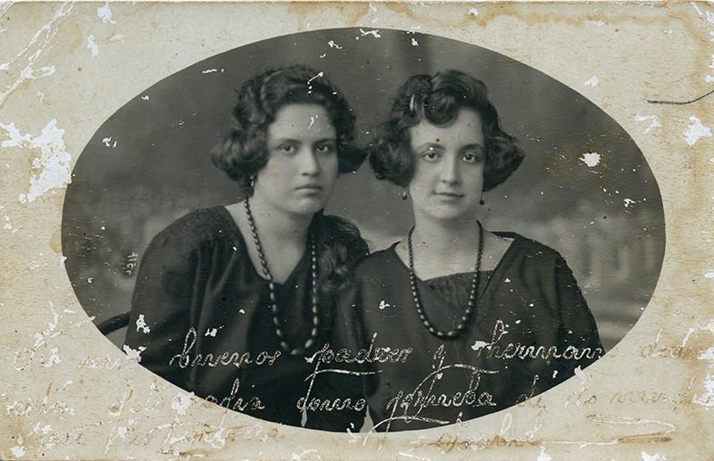 Dolores Ferrer Ortiz e Isabel Ferrer Ortiz