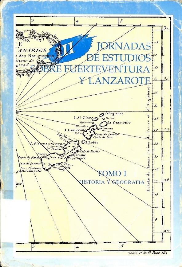 'Las Canarias' o veinticinco años de historia apasionada de Lanzarote y Fuerteventura (1901-1925)