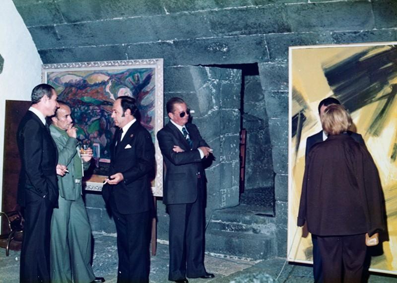 Inauguración del MIAC XX