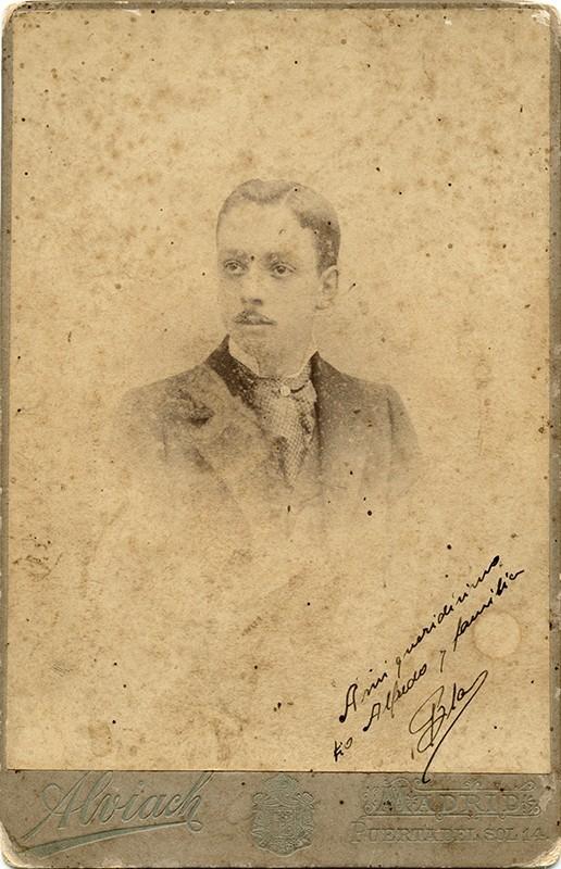 Blas Cabrera Felipe I