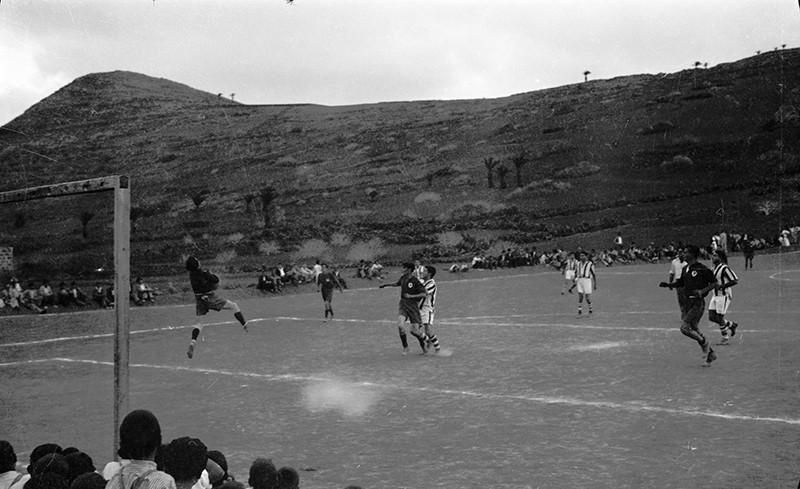 Fútbol en Máguez