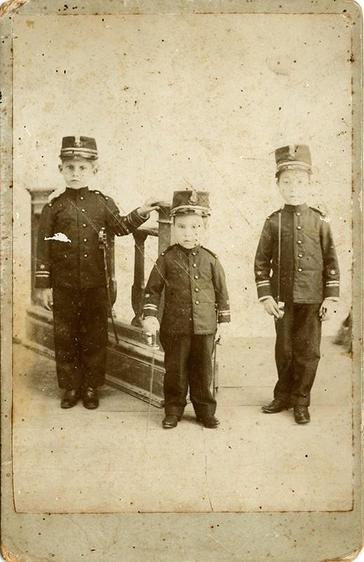 Niños disfrazados II