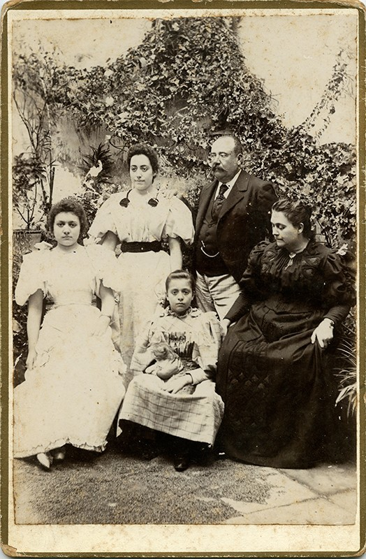 Familia Cabrera
