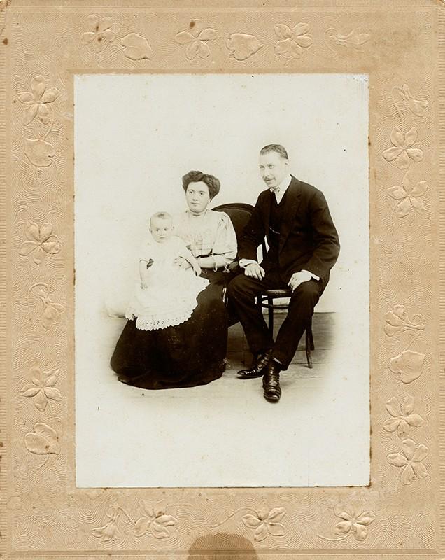 Familia Matallana-Cabrera