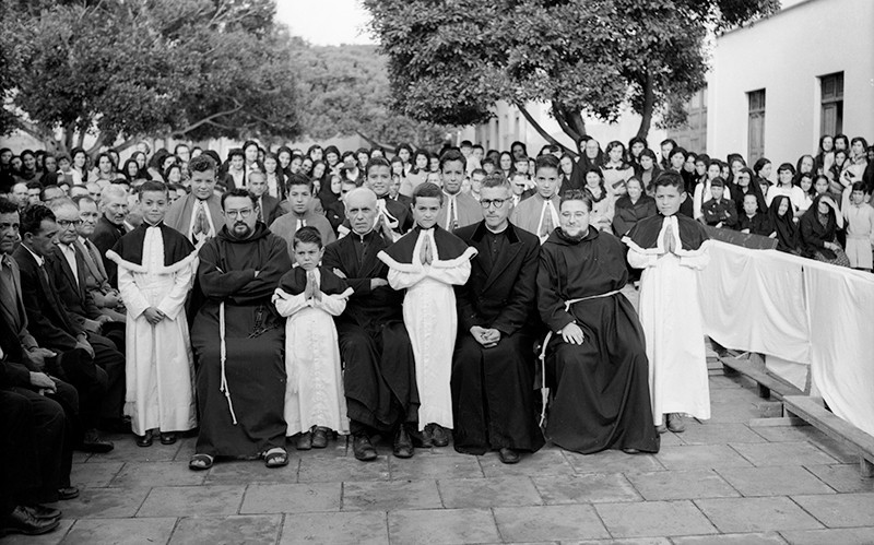 Misioneros franciscanos I