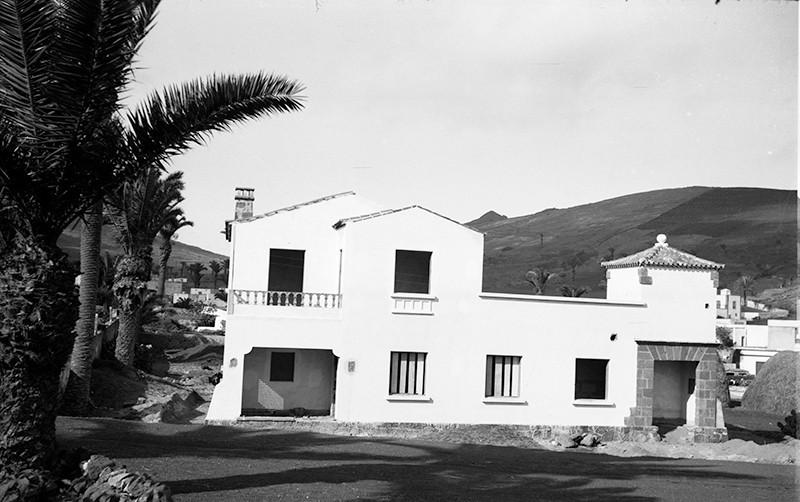 Casa del médico de Haría
