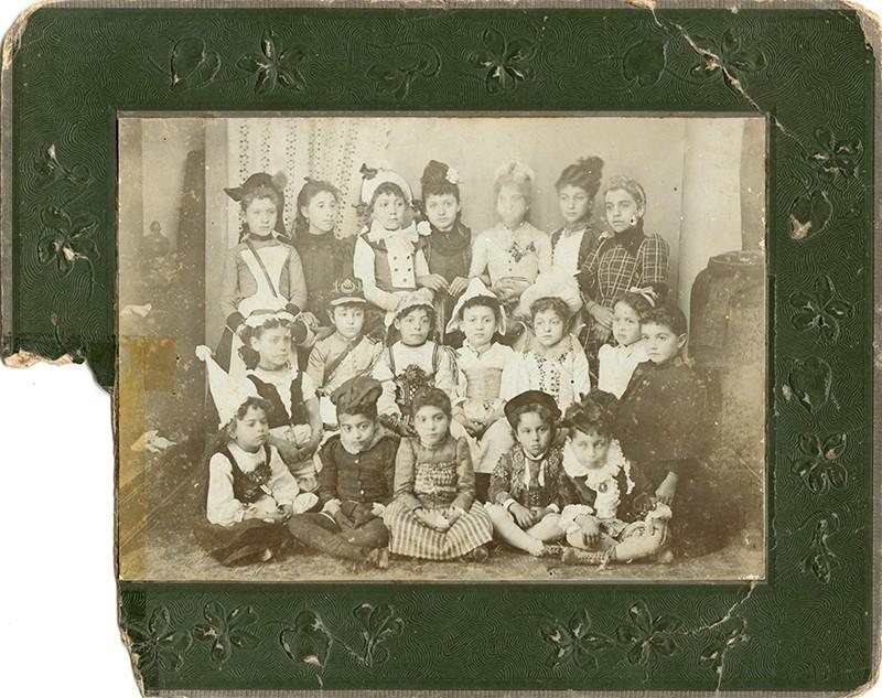 Niños disfrazados III