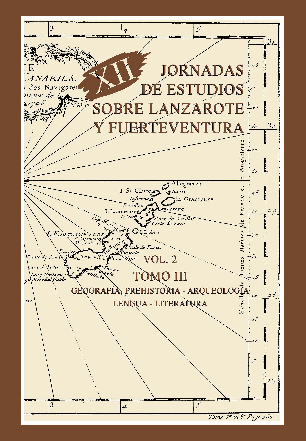 Tendencias de la movilidad terrestre en la isla de Lanzarote (1991-2001)