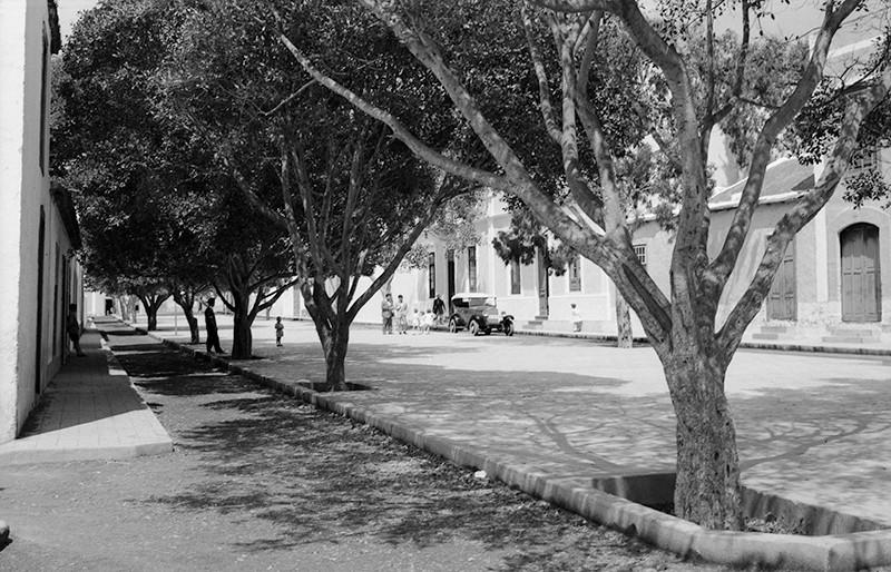 Plaza de Haría II