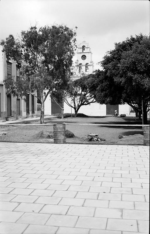 Plaza de Haría III