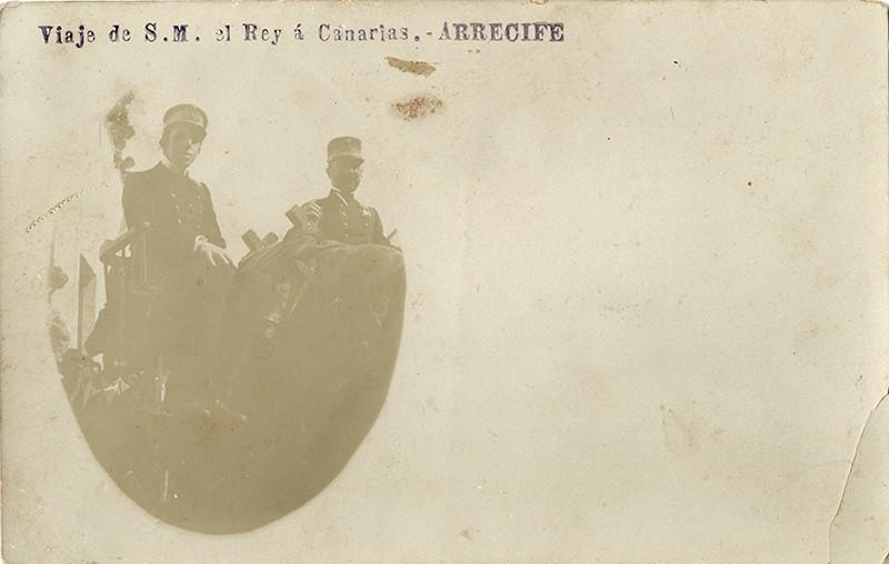 Visita de Alfonso XIII a Arrecife X
