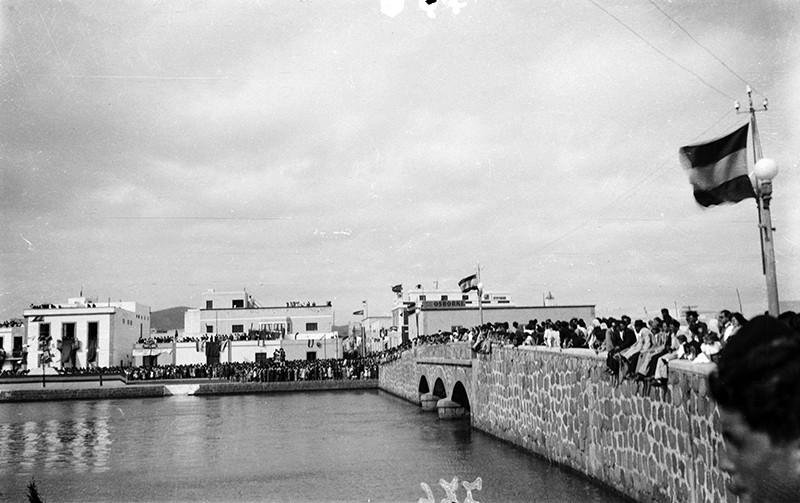 Visita de Franco a Lanzarote III