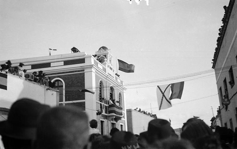Visita de Franco a Lanzarote V