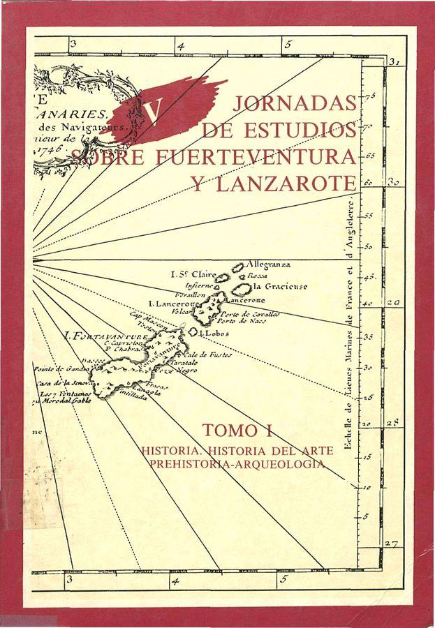 Avance de la Carta Arqueológica de la isla de Lanzarote