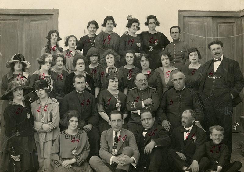 Familia Martinón, Cabrera Topham y Matallana
