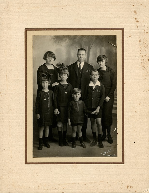 Francisco Matallana e hijos