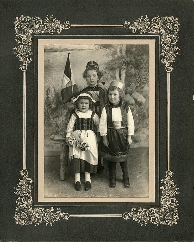 Niños disfrazados V