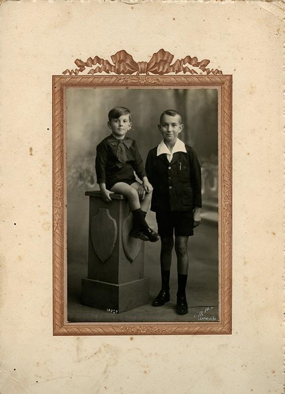 Francisco y Alfredo Matallana Cabrera