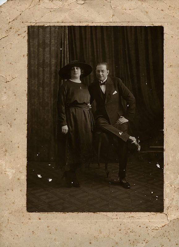 Juan Matallana y Mercedes Martí