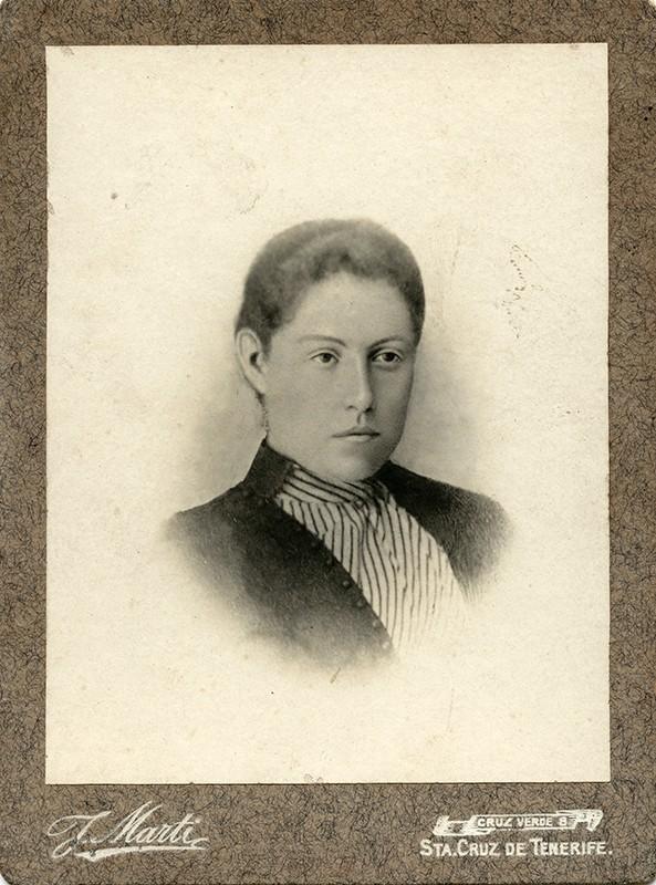 María Topham Cabrera