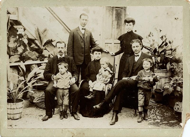 Familia Matallana Chamorro y Cabrera Martinón