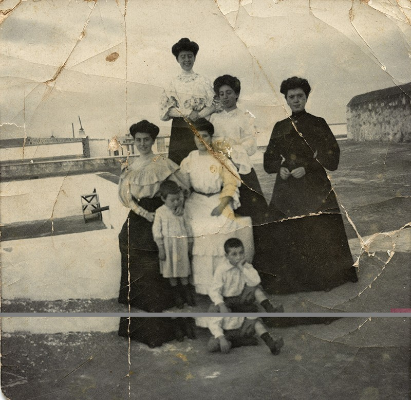 Mujeres de la familia Cabrera II