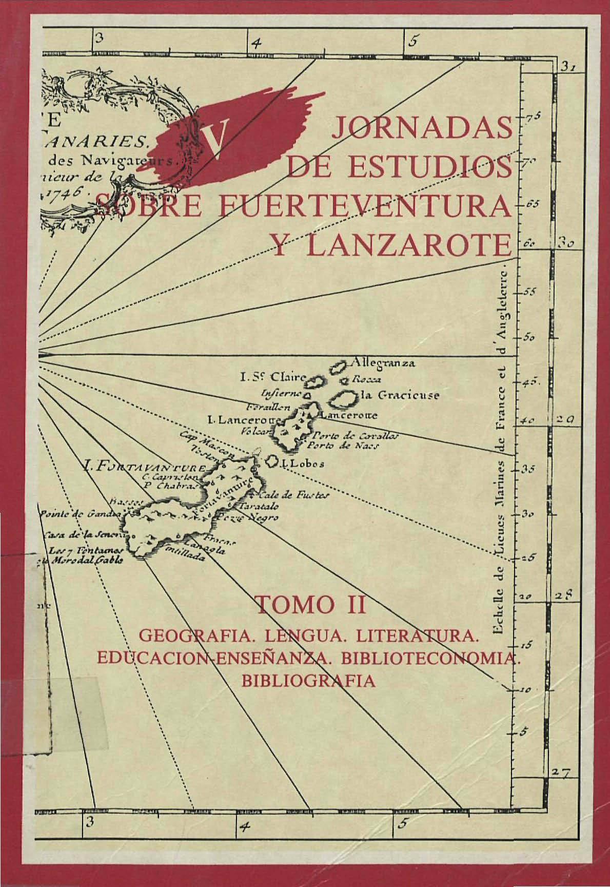 Aproximación al léxico marinero de Canarias (con especial referencia a Fuerteventura y Lanzarote)