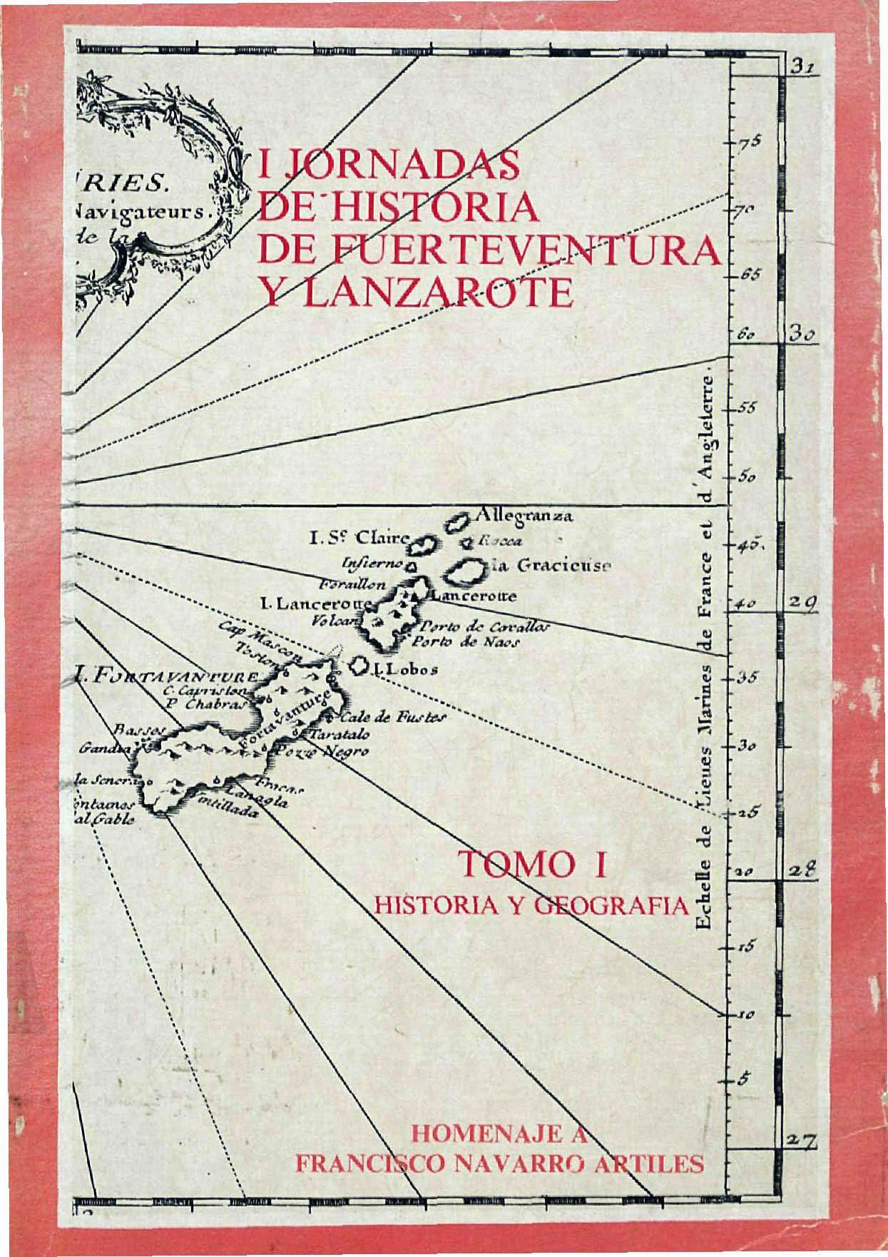 Apuntes sobre una visión descriptiva: la agricultura en la isla de Lanzarote