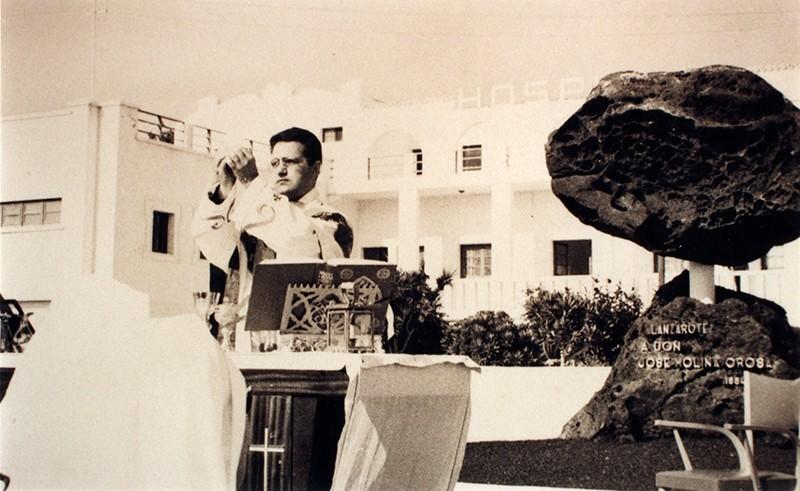 Homenaje a José Molina Orosa I