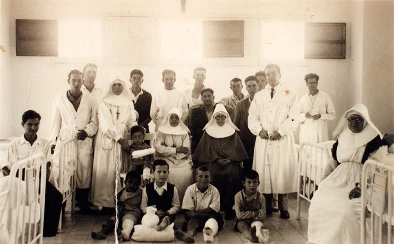 En el Hospital Insular III