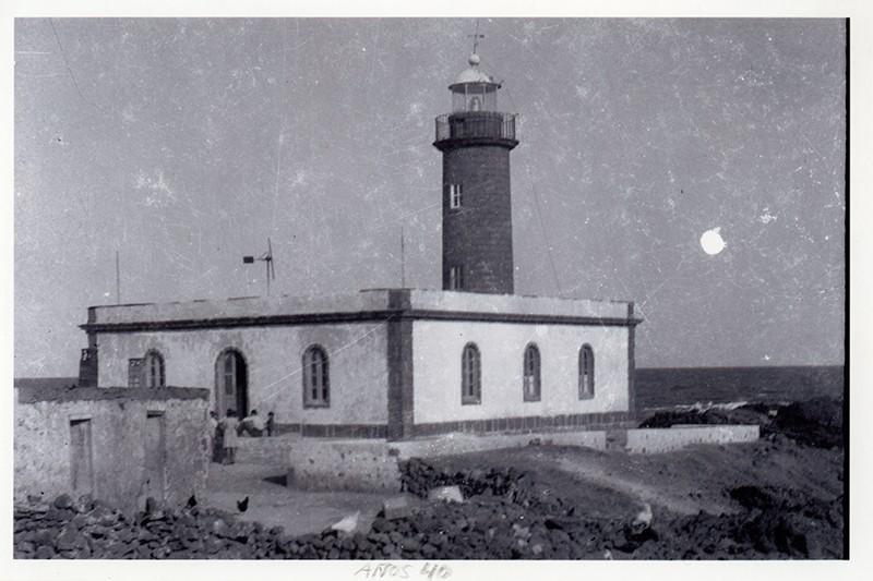Faro de Alegranza III