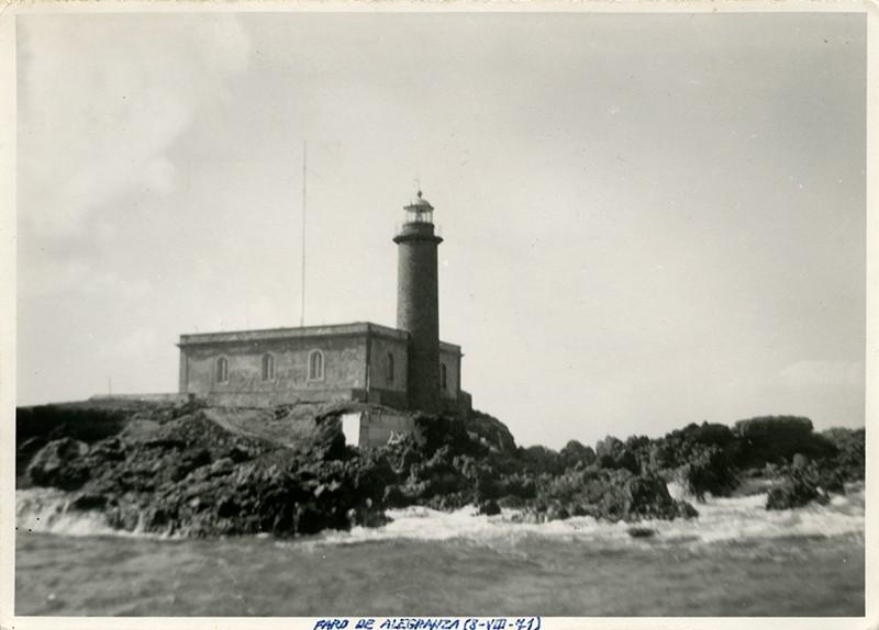 Faro de Alegranza V