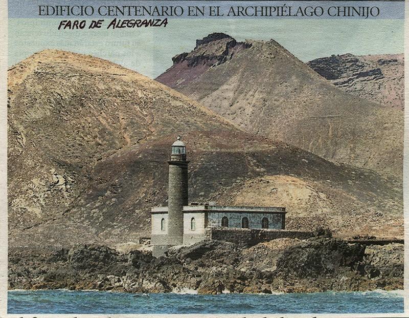 Faro de Alegranza VI