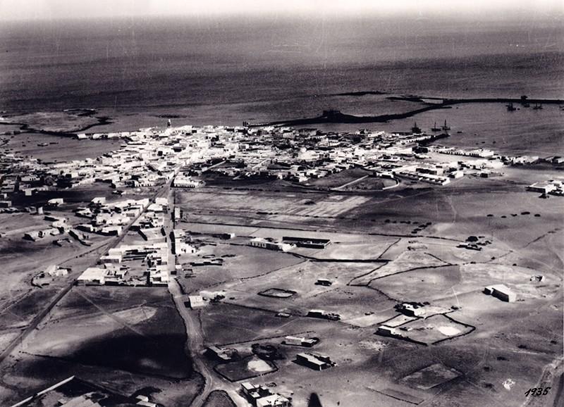 Fotografía aérea de Arrecife I
