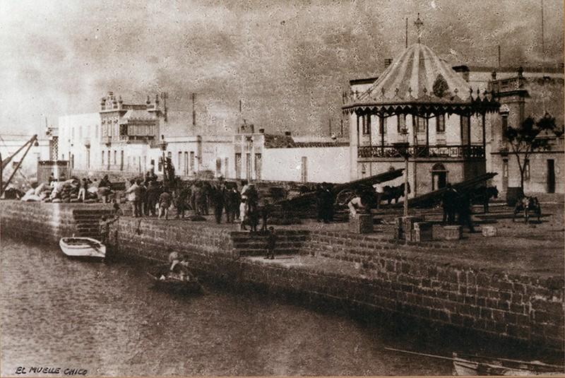 Muelle de las Cebollas III