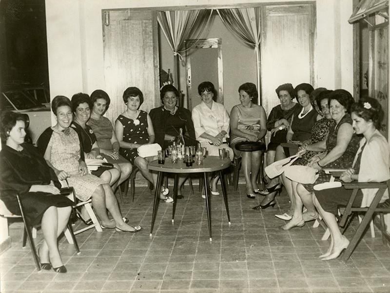 Reunión de esposas de médicos de Lanzarote