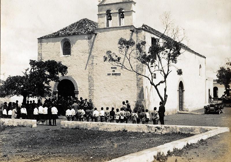 Iglesia de Nuestra Señora de los Remedios I