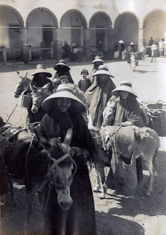 Vendedoras en La Recova
