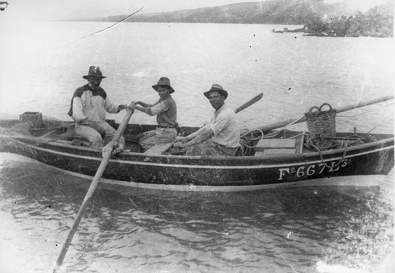 Pescando en La Tiñosa