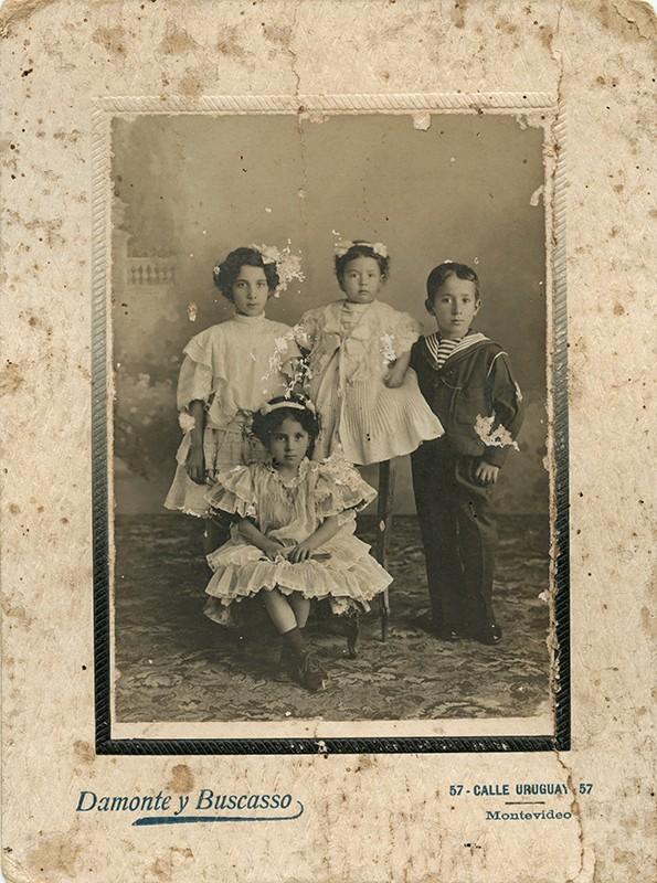 Niños en Uruguay