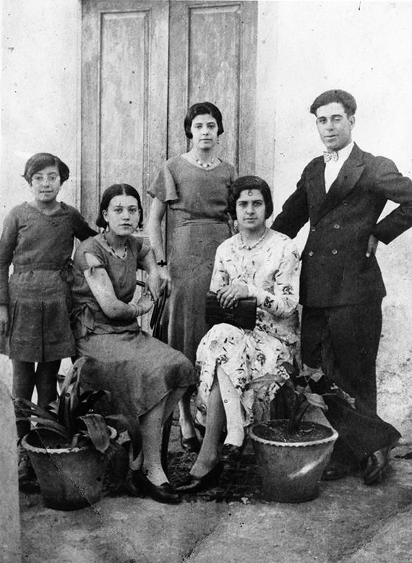 Familia Parrilla-Medina/Fajardo X