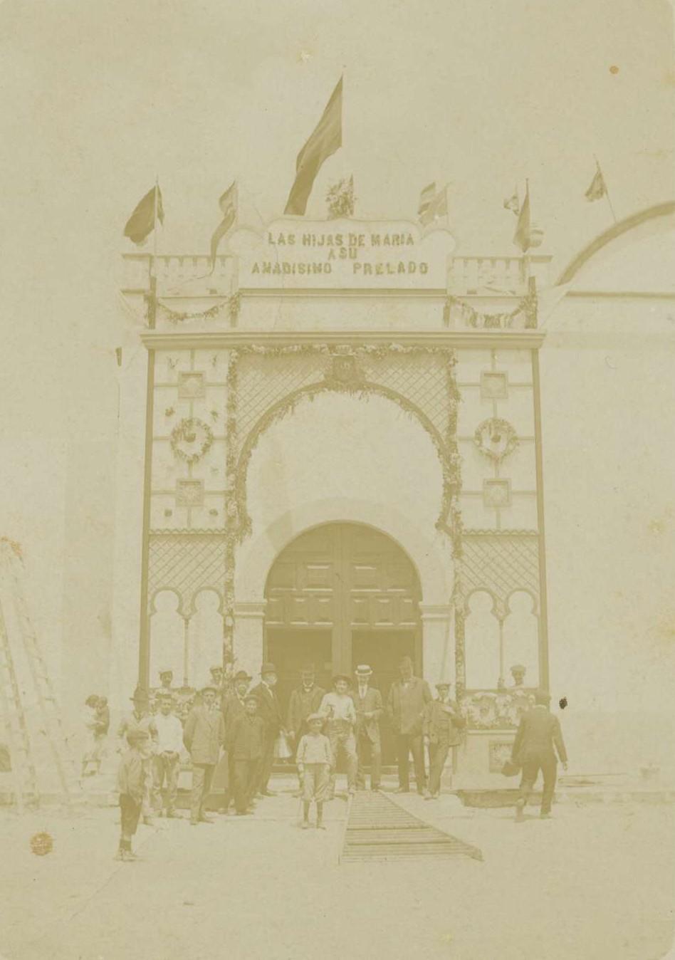 Arco triunfal I