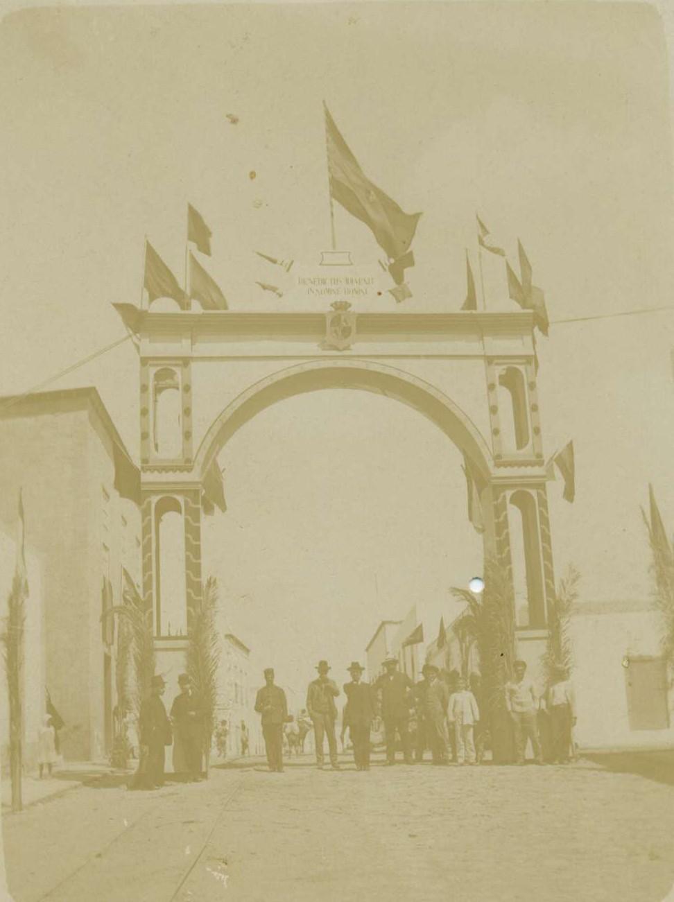 Arco triunfal II