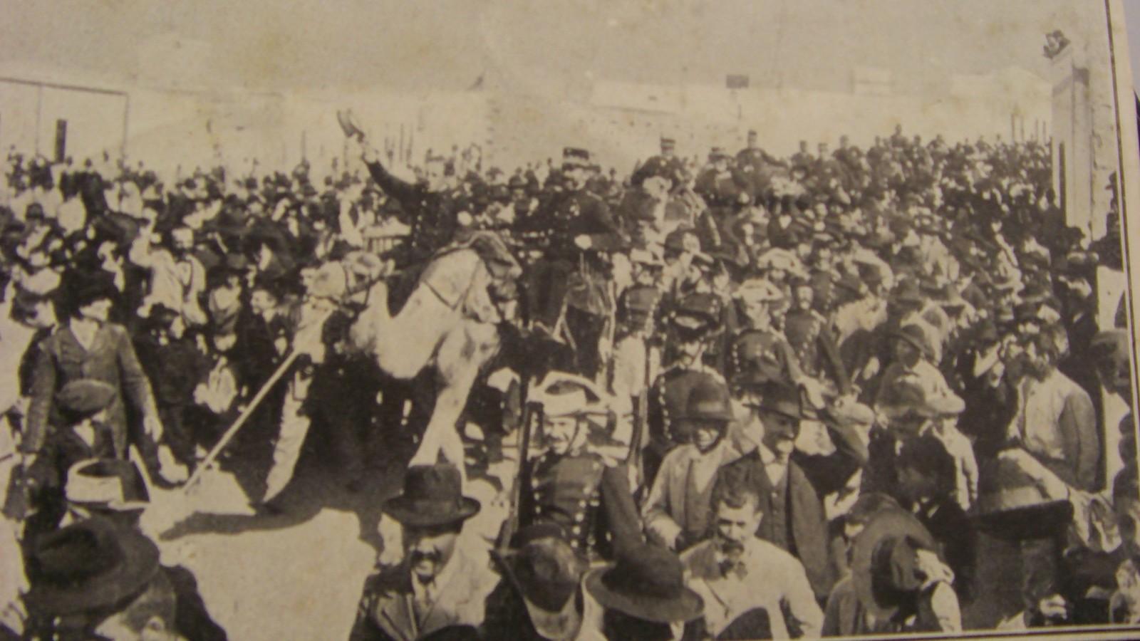 Visita de Alfonso XIII a Arrecife XIV