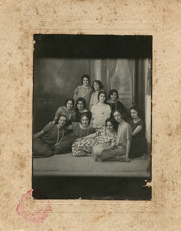 Señoritas de Lanzarote I