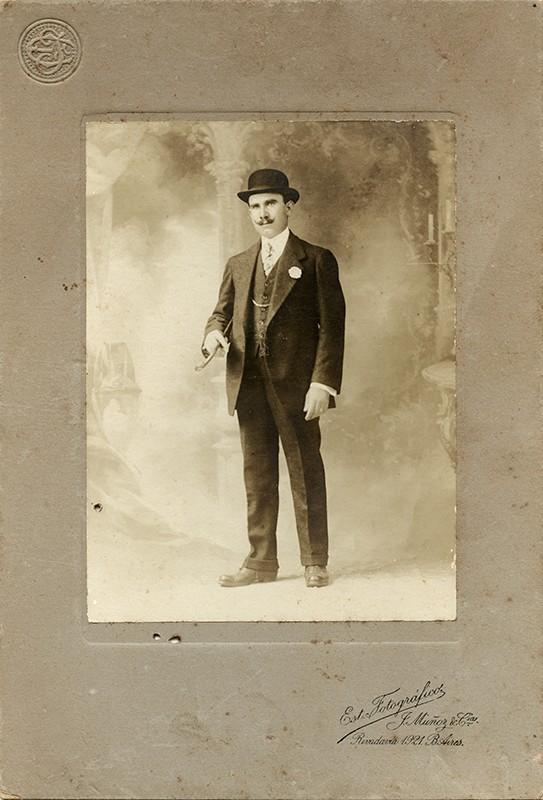 Manuel Melgarejo Cabrera II