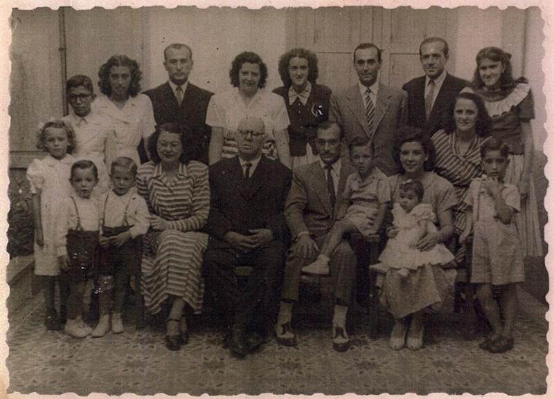 Familia Cabrera Matallana