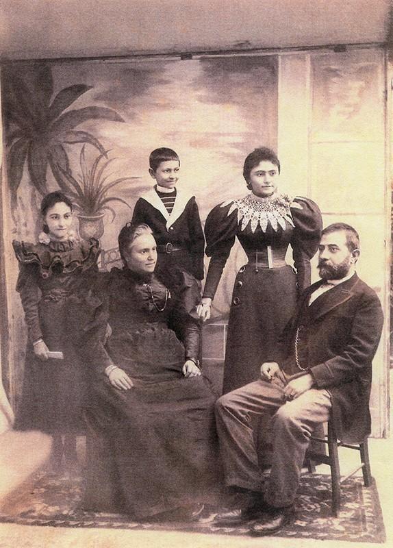 Familia Matallana-Chamorro